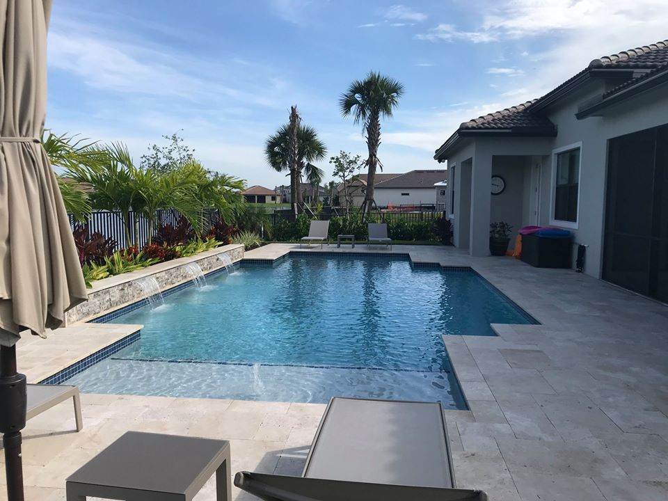 rhr pools of jupiter fl beautiful custom home in fl