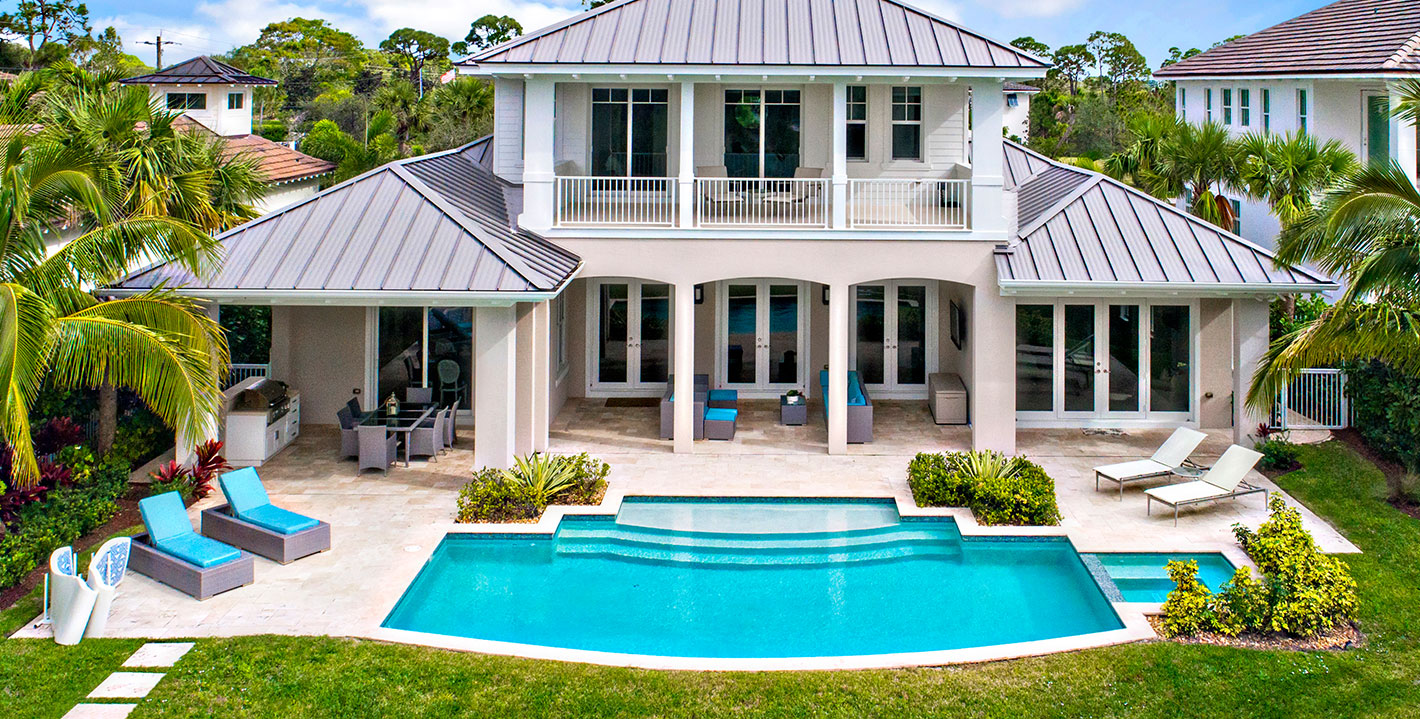 rhr pools of jupiter fl custom pools for palm beach homes