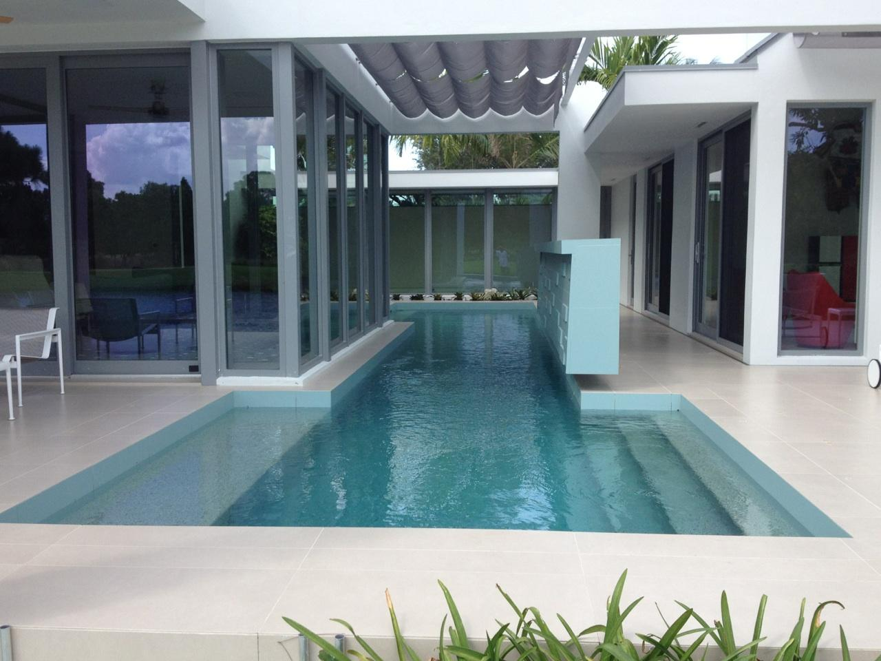rhr pools ultra modern pool in jupiter fl